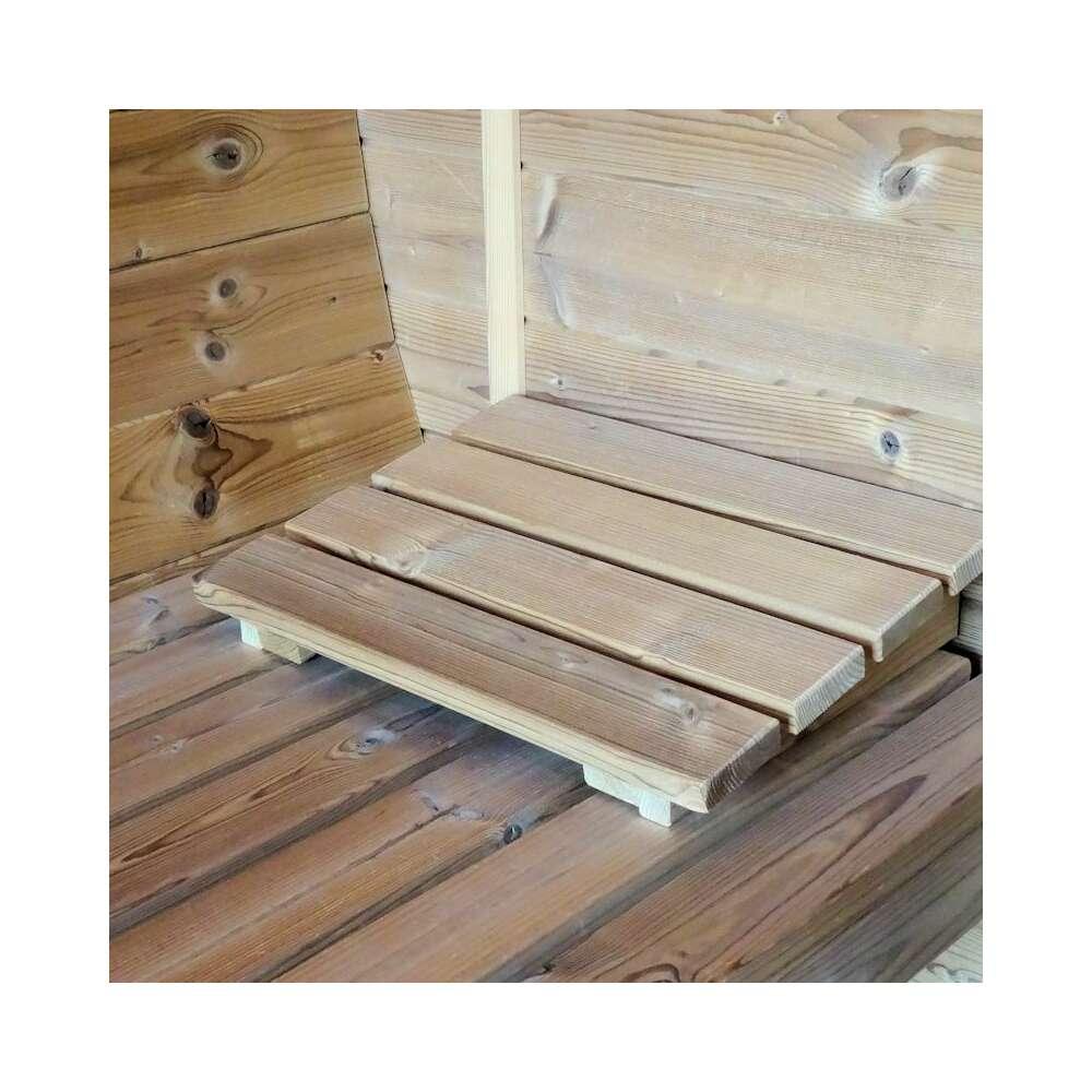 Sauna Kopfstütze Thermoholz, 29,80